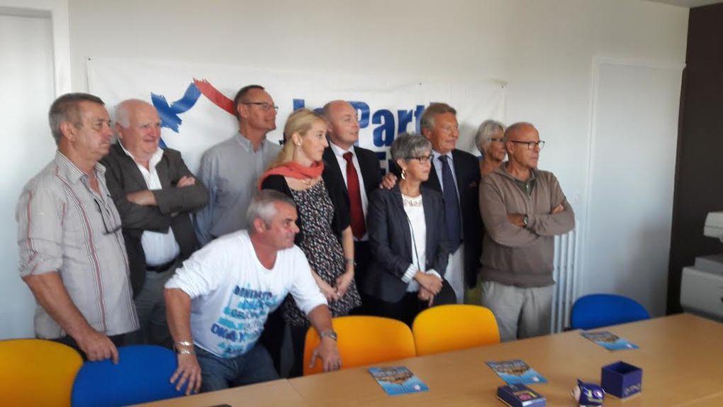 Compte-rendu du déjeuner-militant à Lorient du 17/09/16