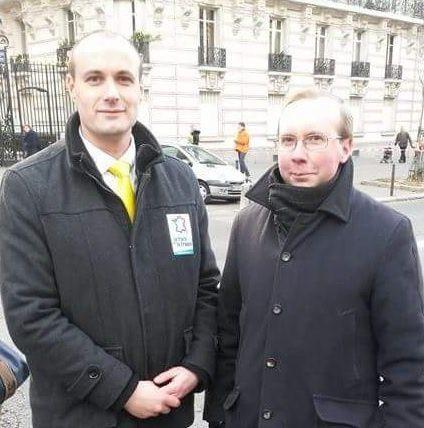Le Parti de la France présent à la Marche pour la Vie