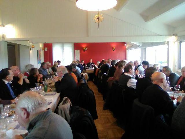 Succès du déjeuner patriotique à Lorient avec Carl Lang et Lorrain de Sainte-Affrique