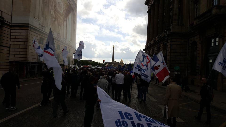 Compte-rendu en images du défilé du 14/05/17 en l'honneur de Jeanne d'Arc