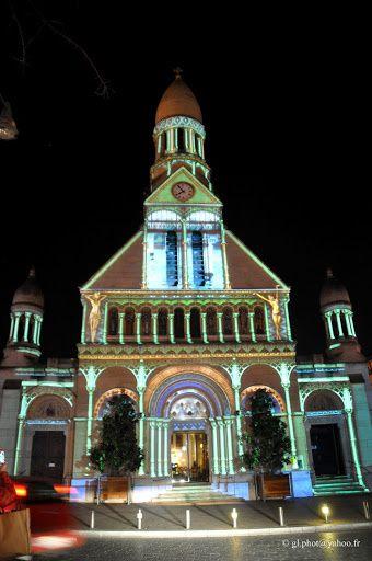 Enghien - Projections Monumentales 2015 - Eglise St Joseph