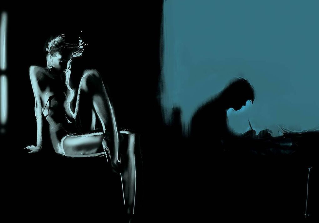 FRED VERVISCH / ILLUSTRATEUR / ARTS PLASTIQUES