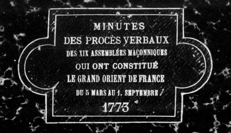 Histoire Maçonnique : Louis Trébuchet répond à Gérard Contremoulin.