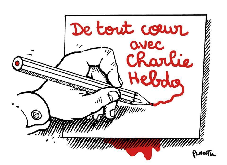 FMS : Les franc-maçonnes et les Francs-maçons appelés à manifester ce soir, 07 janvier 2015 à 17 heures 45 place de la République en soutien aux victimes de l'attentat terroriste contre Charlie-Hebdo