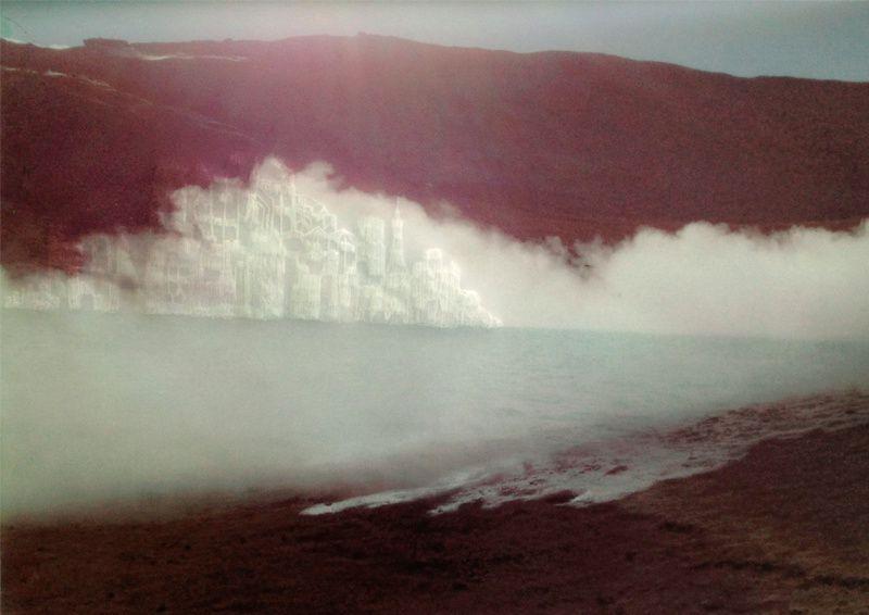 """Série """"Fading Landscapes"""" de Juliette Andréa Elie"""