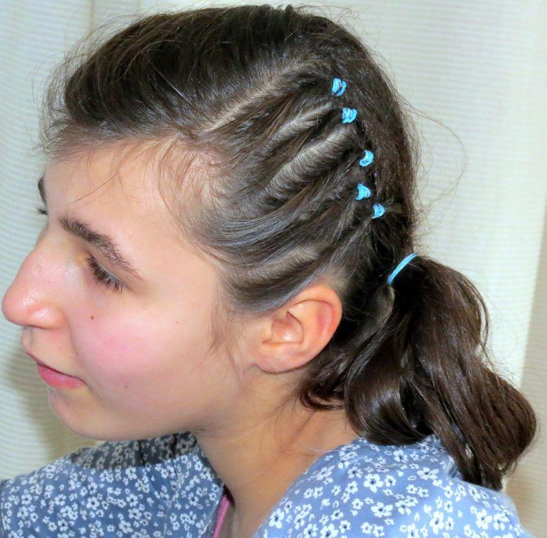 Classeur des coiffures