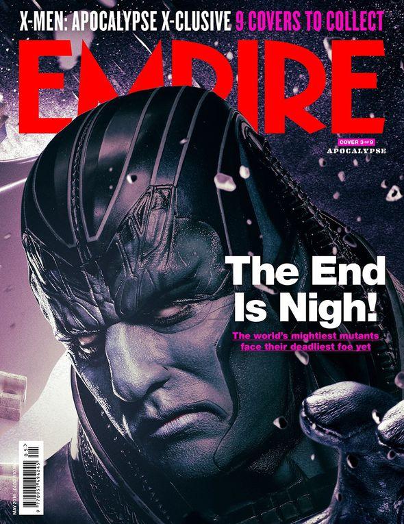 X-Men : Apocalypse : new Trailer + photos