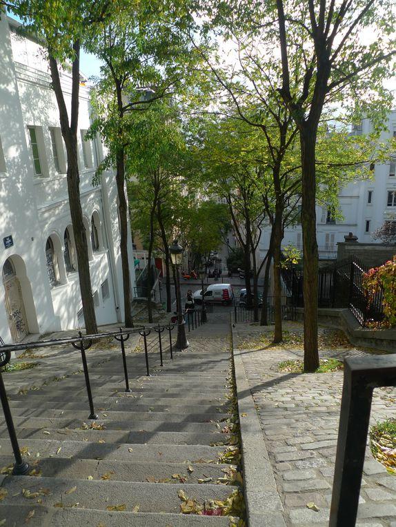 Les Montmartrois sont toujours en forme !