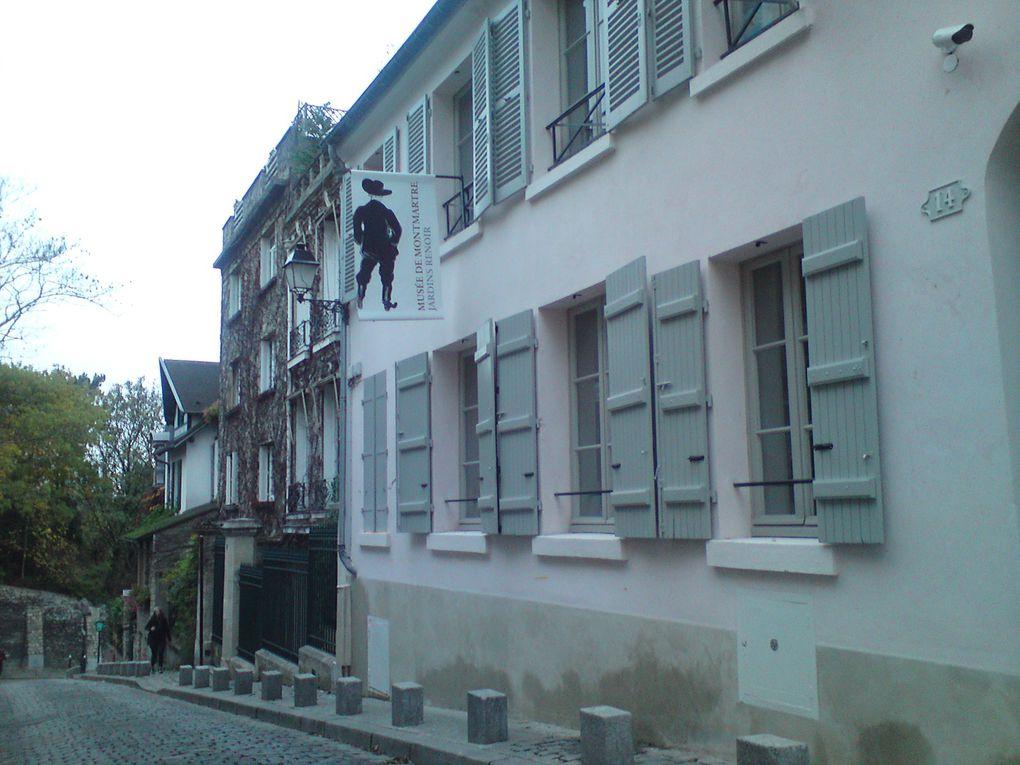 Le musée de Montmartre joliment rénové !