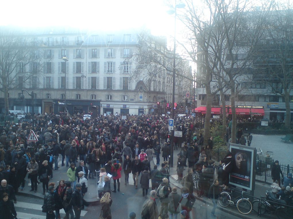 Marche pour la paix, 11 janvier 2015