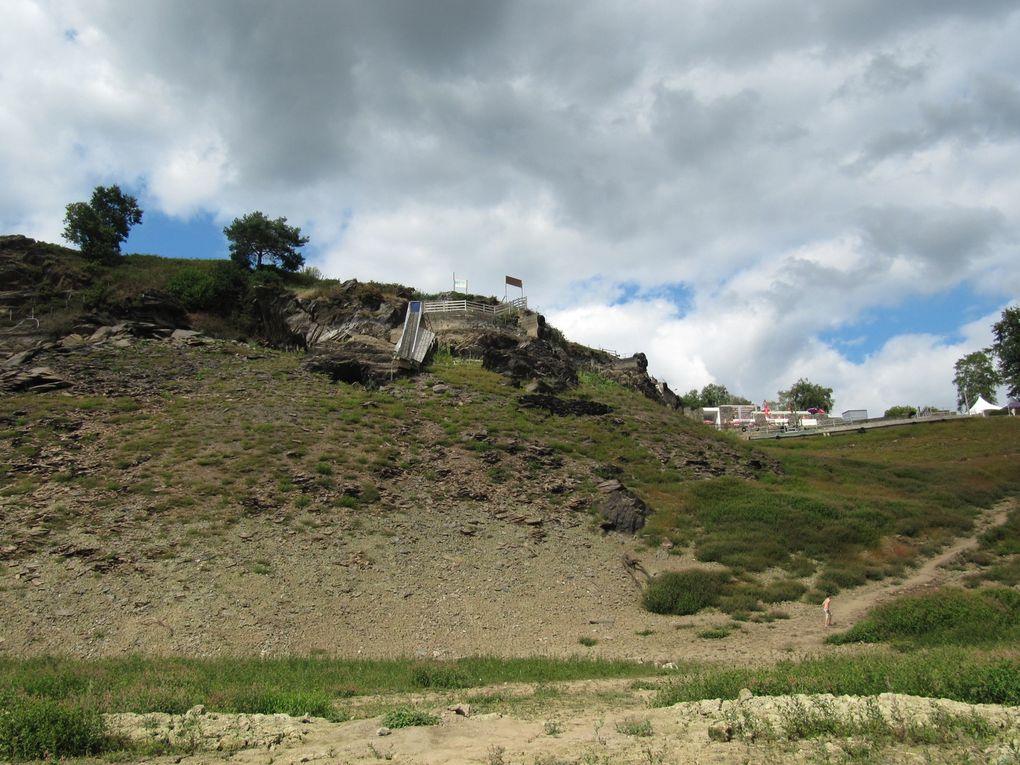 La vallée du lac de Guerlédan