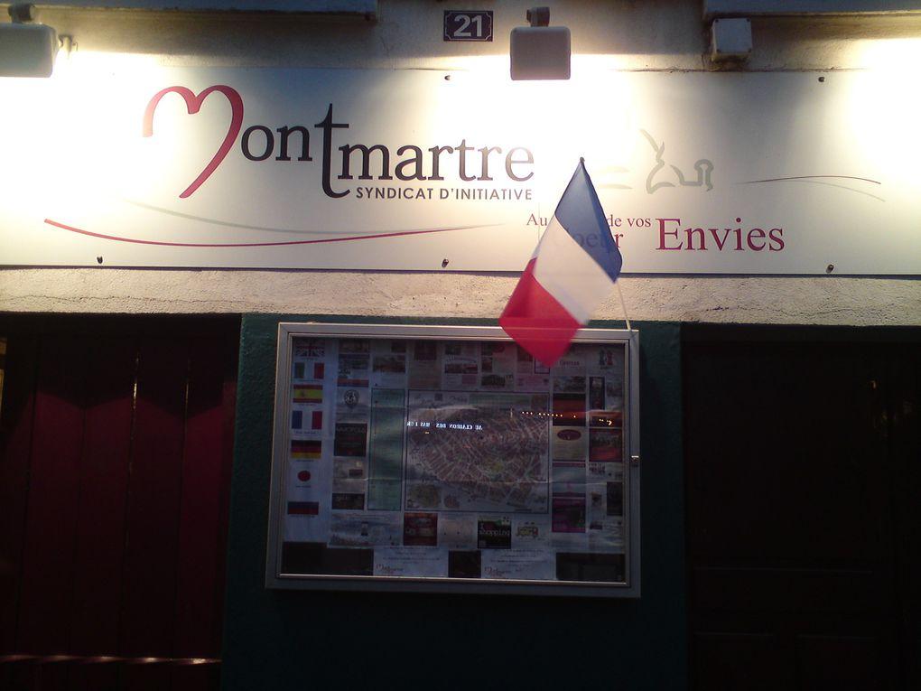 Paris solidaire et citoyen pavoise !