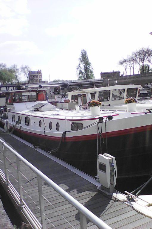 Balade au port de l'Arsenal