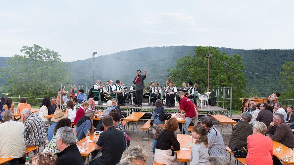 Les Charbonniers du Fleckenstein 2014