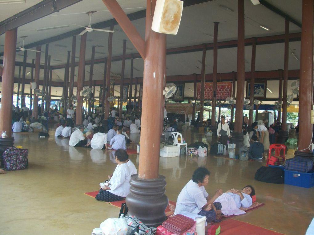 Thaïlande : Tambun au wat ban tat