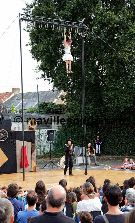 La Roche-sur-Yon. 1500 personnes au Festival Méli Mel Arts.