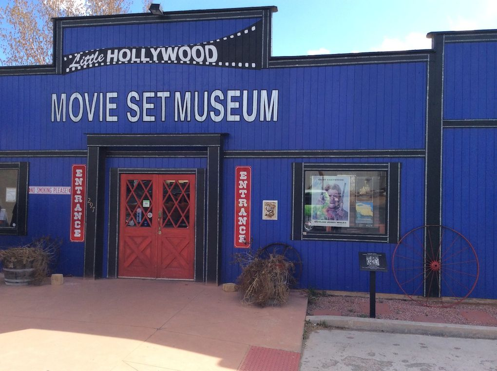 Zion Hollywood Movie Set Museum