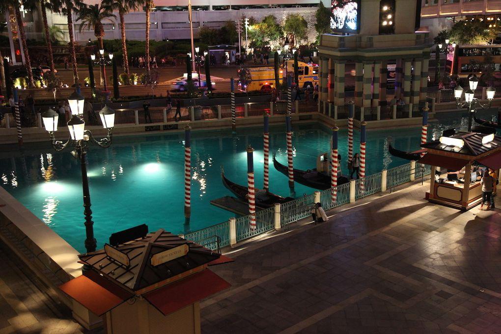 Vegas, sin city, le Venetian et un clin d'oeil pour Daz