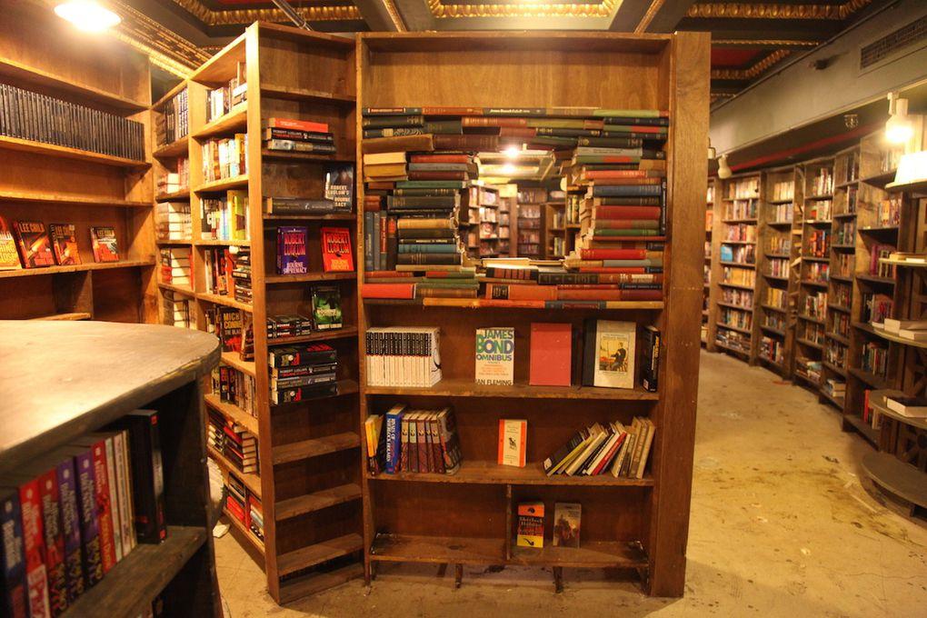 The Last Book Store