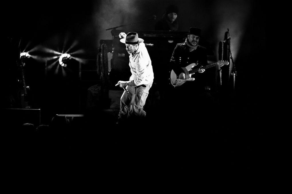 Christophe Mae en concert a VARS - Crédit Photo : Rémi Morel