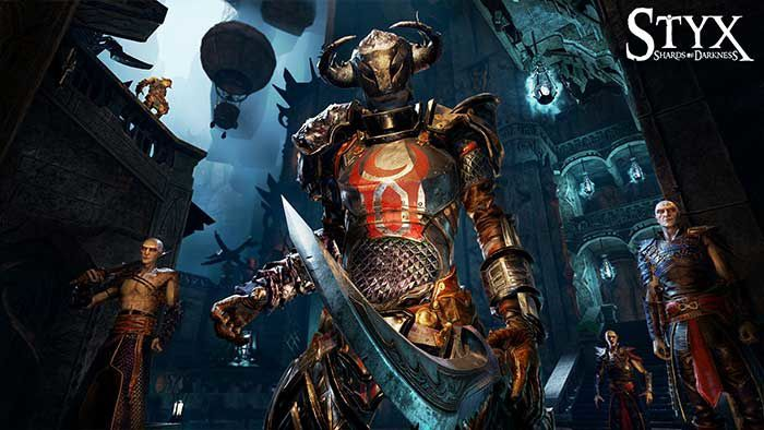 Jeux video : Styx : Shards of Darkness  3 minutes de gameplay en vidéo !