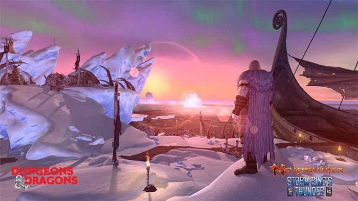 #MMORPG Neverwinter Storm King's Thunder - Le second volet le 17 Janvier !