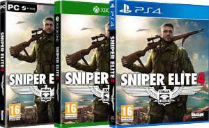 Jeux video: Apprenez en plus sur Karl Fairburne, héros de Sniper Elite 4 !