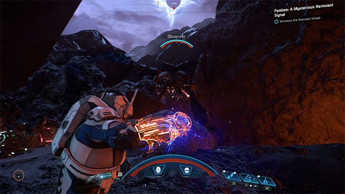 Jeux video: #Bioware nous explique en video les combats de Mass Effect Andromeda !