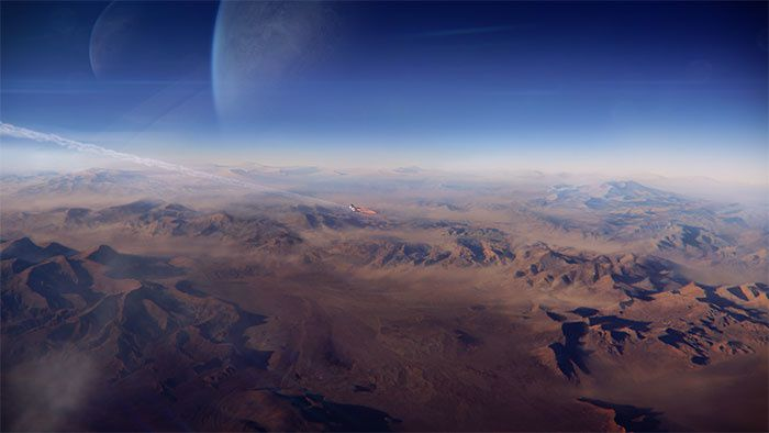 Jeux video : 18 minutes de Gameplay pour Mass Effect Andromeda ! #PS4 #Xbox #PC
