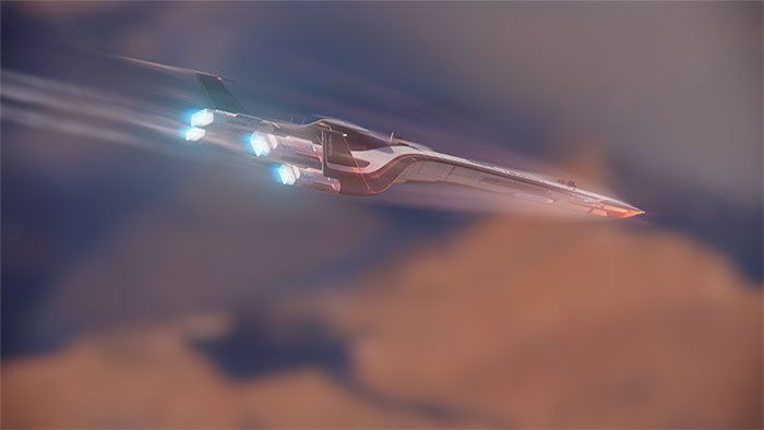 Jeux video: Mass Effect Andromeda : présentation de l'exploration ! #Bioware