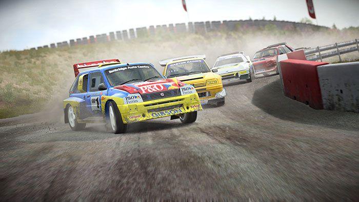 DiRT 4 - Découvrez toute l'intensité du rallycross sur #XBOXONE et #PS4 !