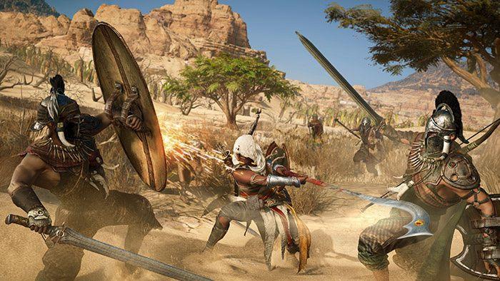 L'Egypte - Nouveau terrain de jeu du prochain Assassin's Creed !!