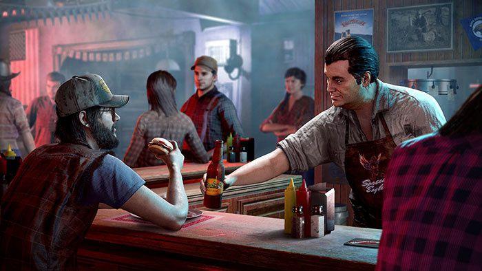 #Ubisoft dévoile les éditions collector de Far Cry 5