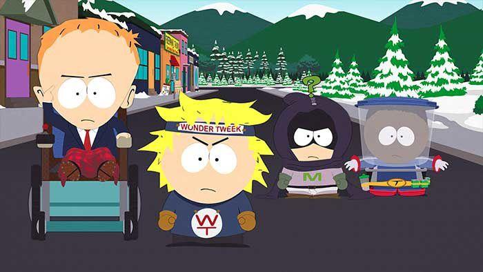 Découvrez le #gameplay du jeu South Park l'annale du destin présenté à l'E3 2017