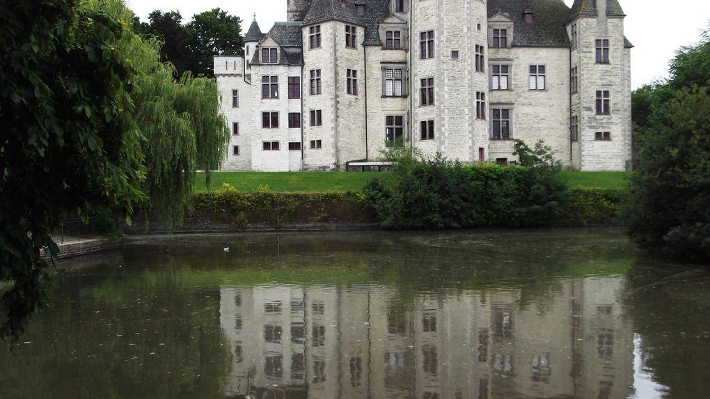 Château des Ravalet a #Tourlaville !! (c) Cotentin webradio