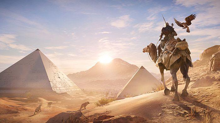 #UBISOFT nous dévoile le systéme de combat dans Assassin's Creed Origins ! #XboxOneX