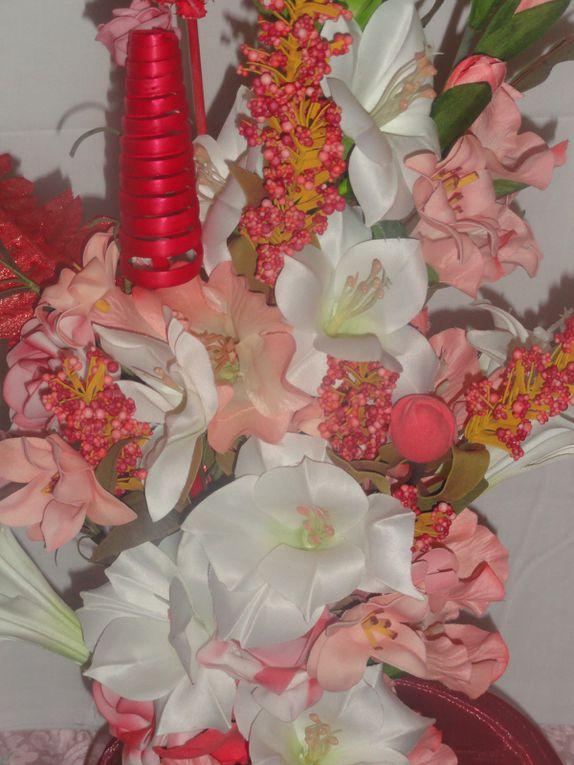 DiaporamaS de mes confections fleurales