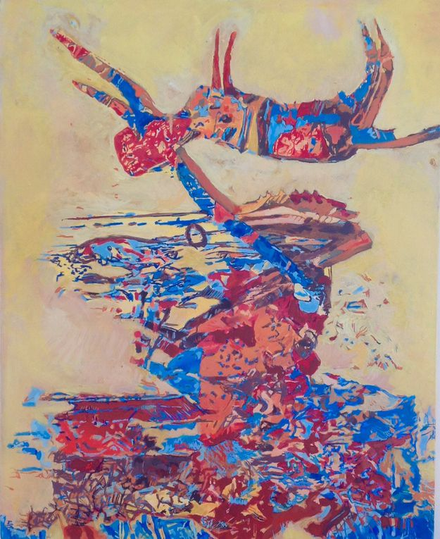 Atelier é peintures 2015