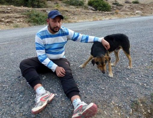 L'Ane Gabriel &amp&#x3B; Jackson le chien