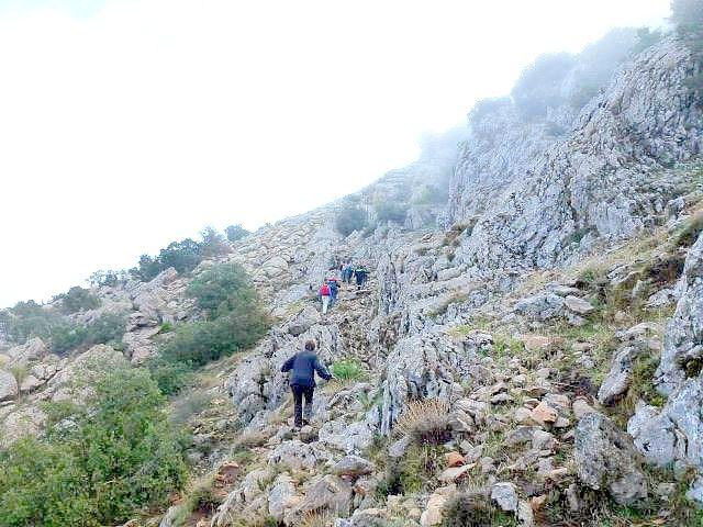 La montagne de Kouriet, un belvédère