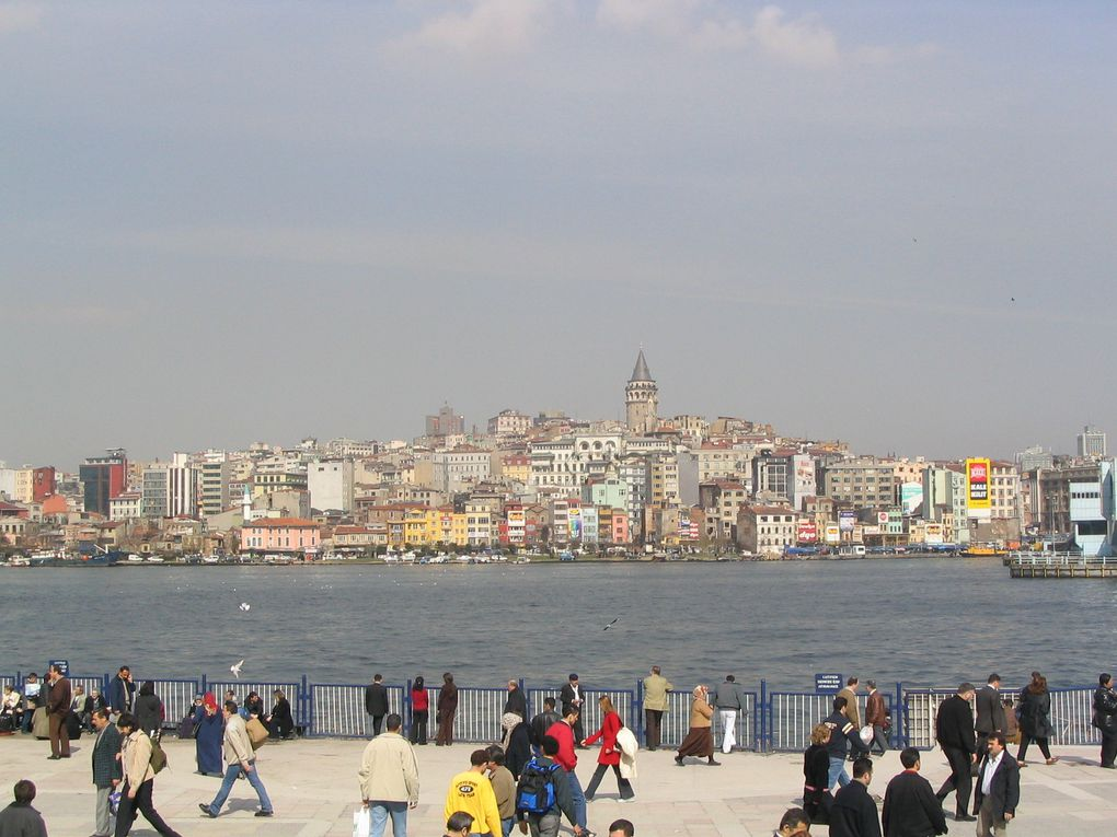 Weekend à Istanbul