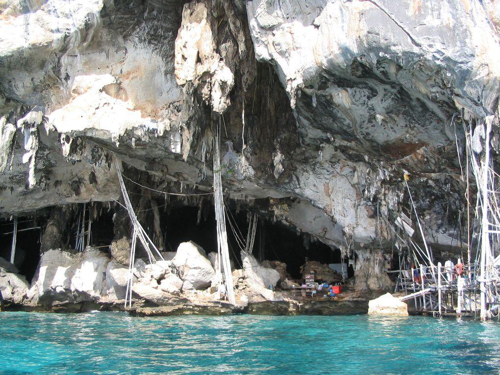 îles de ko phi phi, Phi Phi Lee et baie de maya