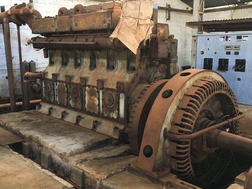 Découverte de la mine de Tiebaghi ~ Koumac ~ Nouvelle Calédonie