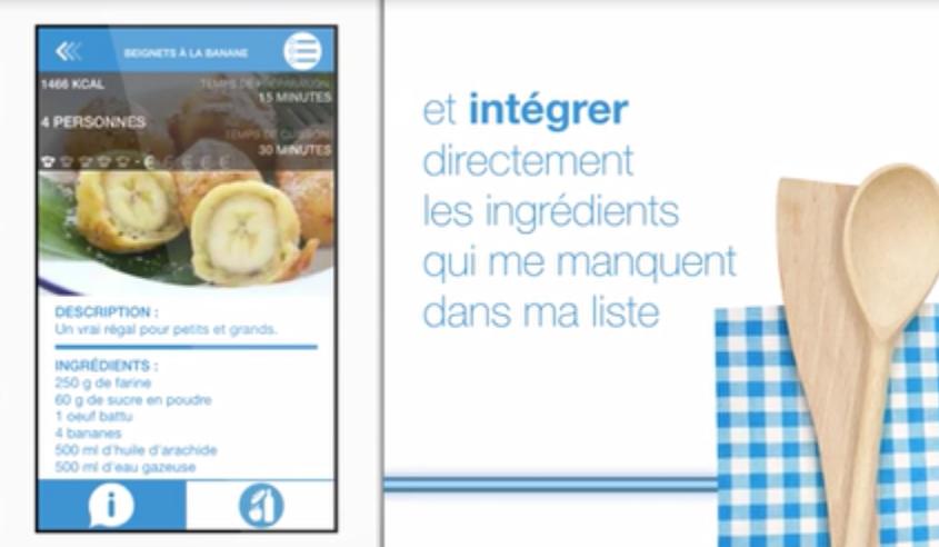 Carrefour connecté : C-ou ?  l'appli mobile qui vous dirige dans votre hypermarché.