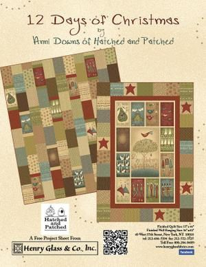 Des blogs de patchwork...