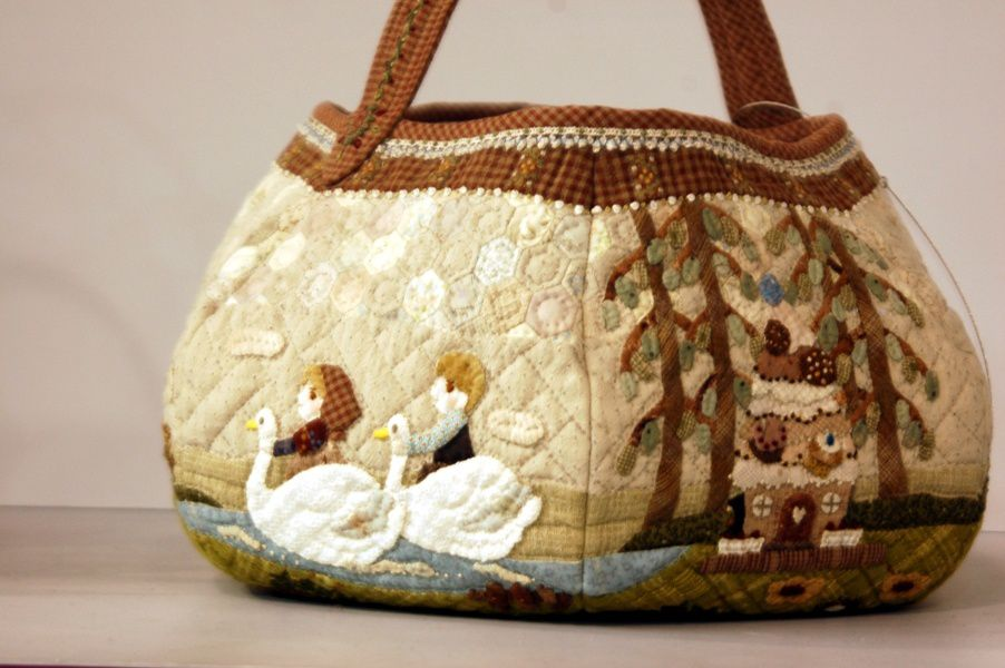 Patch et sacs japonais à visiter...