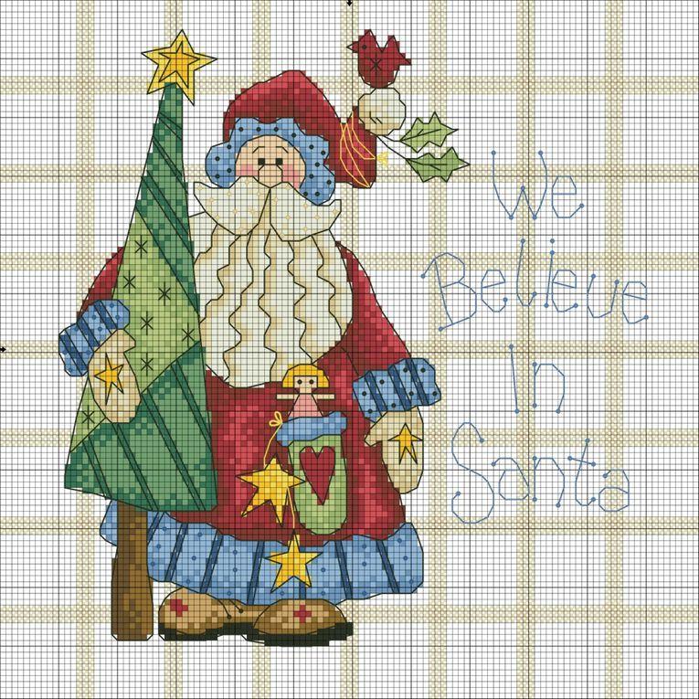 Numéro 20...encore des grilles pour Noël !!! Encore et encore...