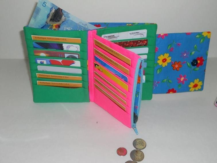 Pochette multi-cartes
