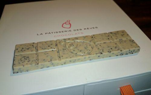 Chocolat blanc : le pari osé de la Pâtisserie des Rêves !