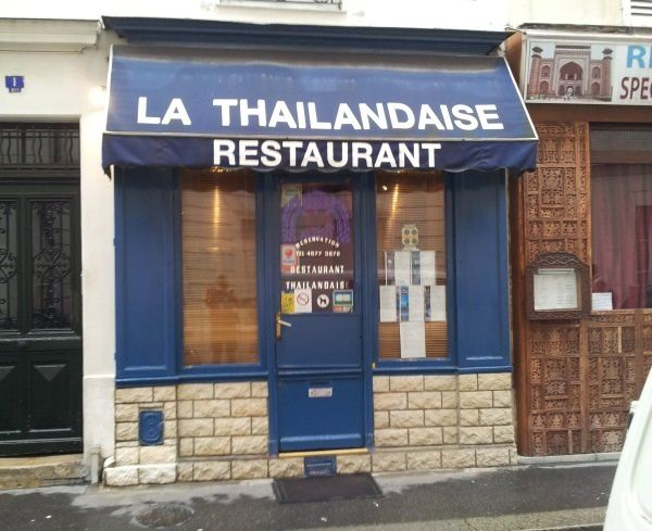 Top 3 des restaurants thaïlandais à Paris !